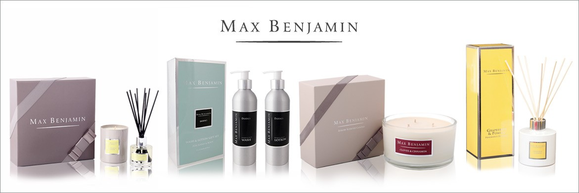 Max Benjamin Scented Candles & Gifts