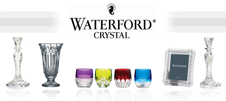 Waterford Crystal at Gift and Art Gallery